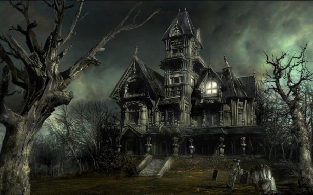 haunted-house-halloween