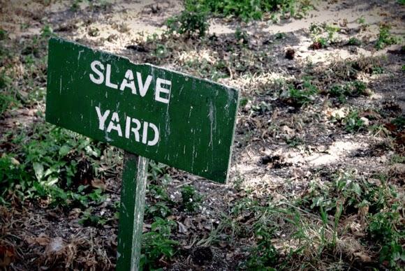 slave-yard