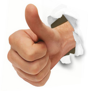thumbs_up_through_wall