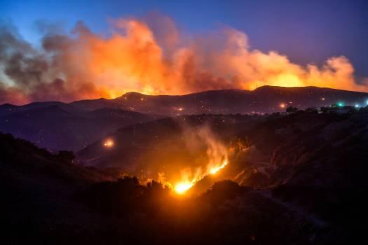 Hill Fire